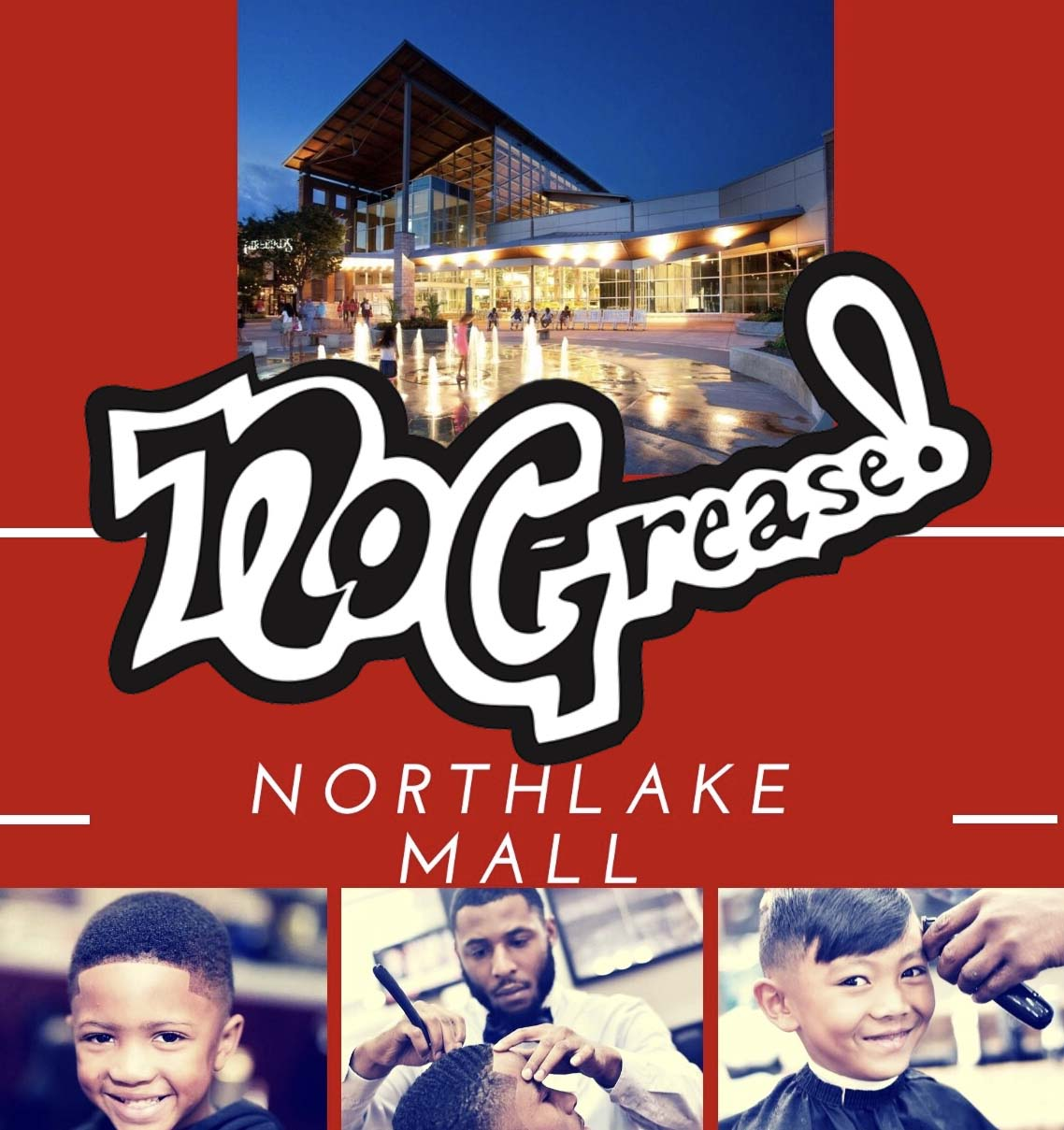 Locations – No Grease, Inc   We're Not Your Ordinary Barbershop